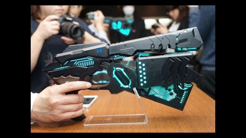 ついに完成! PSYCHO PASSの特殊拳銃ドミネーター The Dominator will ship at March