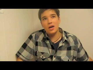 """J-14 Exclusive - Nathan Kress: """"When I Was 14..."""""""