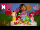 Angry Birds 2016 Энгри Бердс новые киндер сюрприз игрушки2