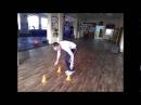 БОКС ( тренировка ног в боксе ) ,jrc ( nhtybhjdrf yju d ,jrct )