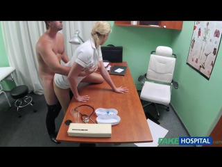 Fake Hospital Nikky   минет teans медсестра красивые выебал молоденькие ебет секс доктор шлюха