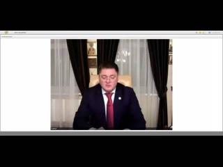Выступление президента МПО Камена К. Г. Бунина