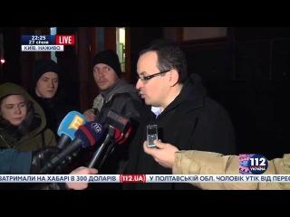 Березюк: Надеюсь, после сегодняшней дискуссии Порошенко подпишет закон о выборах в Кривом Роге