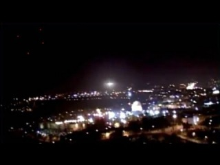 UFO over Jerusalem - PROJECT BLUEBEAM - High Tech Deception (1/2)