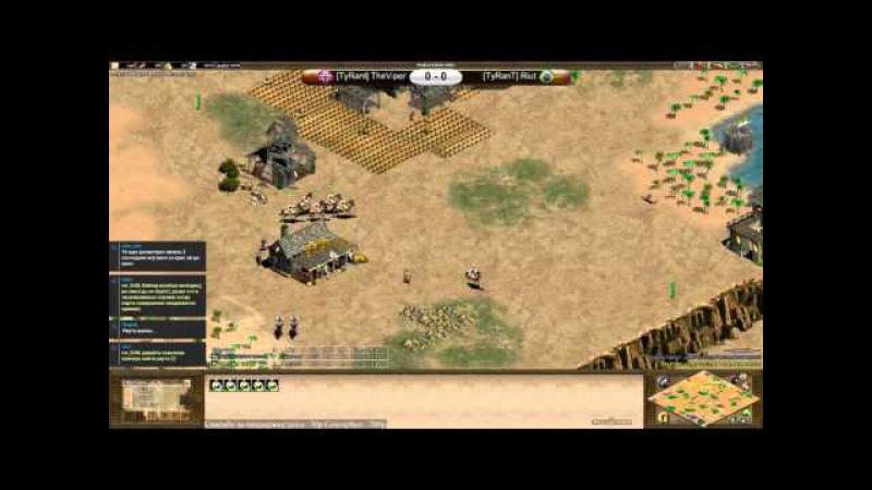 Arabia 1v1 1 4 финала TheViper vs Riut