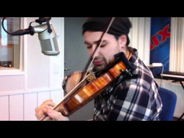 DAVID GARETT - Världens snabbaste violinist i RIX MorronZoo