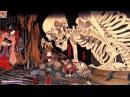 Creepy Japanese Music Gashadokuro Ambient Japanese Koto Flute