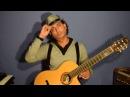Романс Гомеса на гитаре Romance de Amor Spanish Romance Vicente Gomez певец Биру Романс о любви