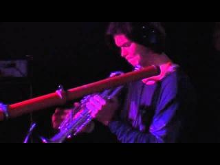 GOATIKA & FLOOTING GROOVES LIVE JAM SPB @ЛИПКИЙ ДЖЕМ 2012 @ Sticky jam