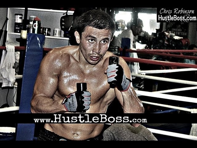 Gennady Golovkin full core workout ahead of June 29th HBO clash with contender Matthew Macklin