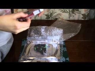 Посылка с алиэкспресс, диодные фито ленты и компле