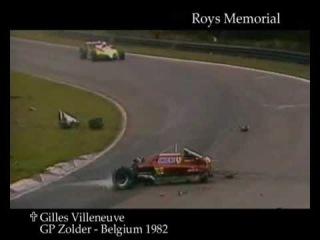 F1 Muerte De Gilles Villeneuve