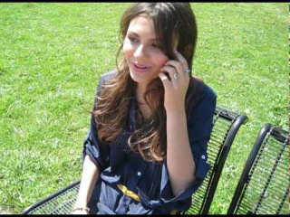 J-14 Exclusive: Victoria Justice Answers Reader Questions At J-14 Photo Shoot