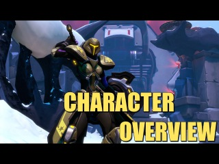 Battleborn: Character Overview: Galilea
