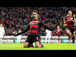 Javier Hernandez (Chicharito) ● Amazing Goal Show 2015/16