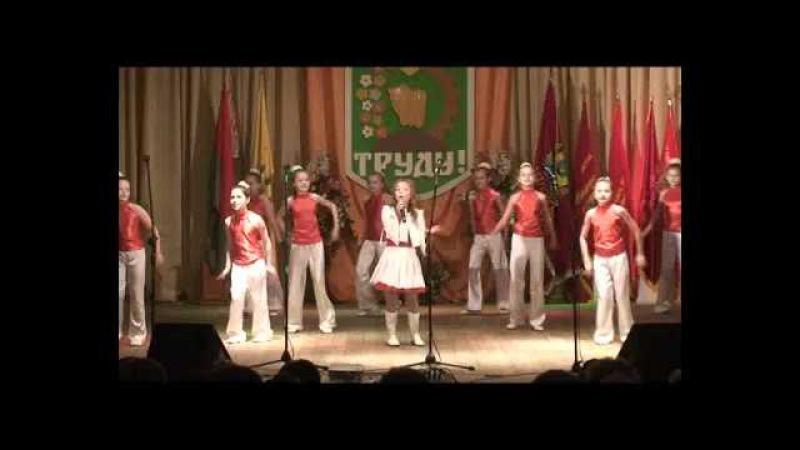Беларуска я исп Алина Белясова