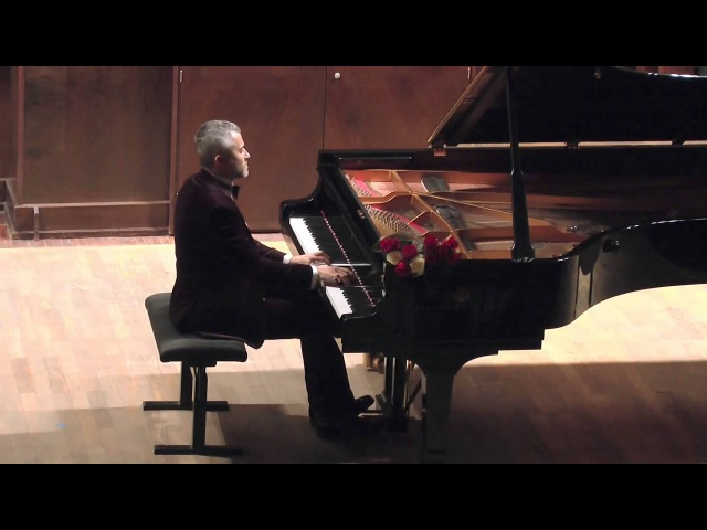 Pavel Nersessian plays Wagner LIszt Isolde's Liebestod