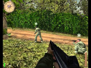 Medal of Honor: Allied Assault Cooperative Gameplay