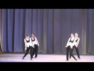 27. 02. 16 Tver Youth Ballet Академия СК Балета. Страсти по Бродвею