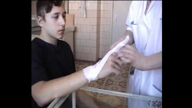 Повязка Перчатка Bandage the Glove