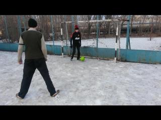 Сейвы Давида Ван Яшина и отличные моменты Данила Куркова и Майрбека Гудиева