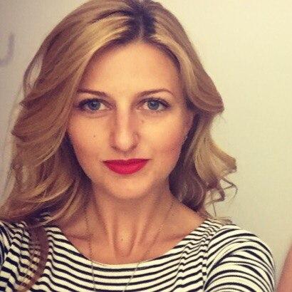 Екатерина Сдобникова, Днепропетровск (Днепр), Украина