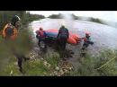 Переворот катамарана на реке Умба