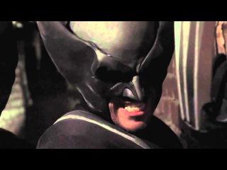 Росомаха против Бэтмена