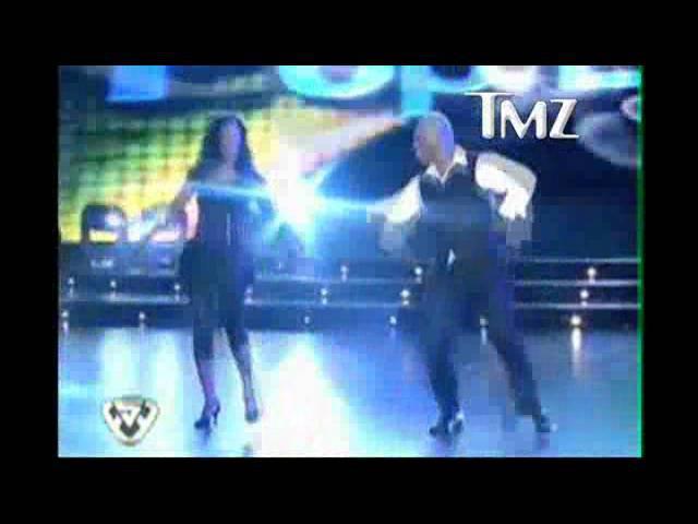Mike Tyson Dancing MACHINE !