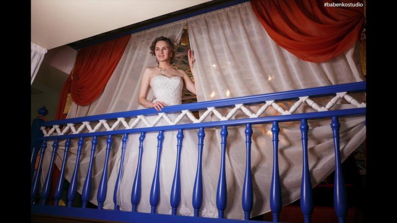 Пара№6 Анастасия. Свадебный образ Backstage . Проект Ваша Особенная Свадьба