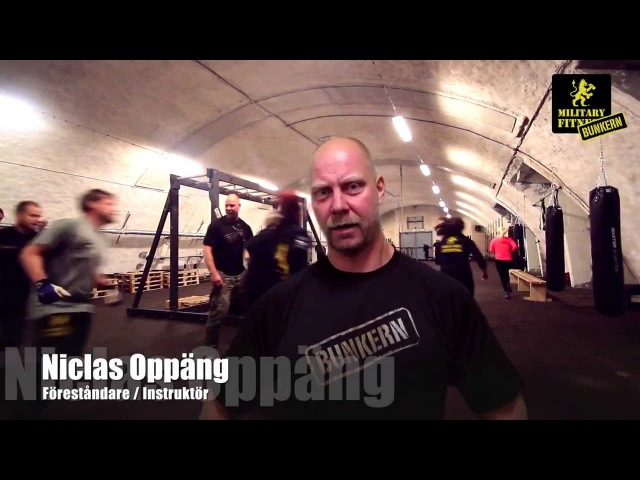 Military Fitness Bunkern Superpass