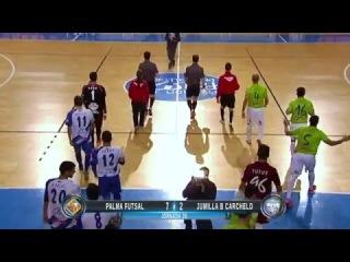 Palma Futsal vs Jumilla B Carchelo Jornada 20