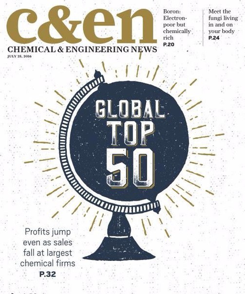 Chemical Engineering News 25 July 2016
