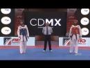 Rene Lizarraga MEX vs Albert Gaun RUS