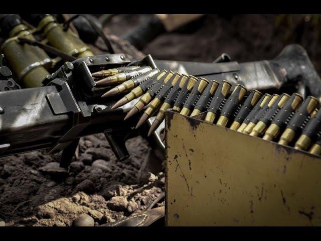 Свинцовый шторм Эффективное автоматическое оружие Пулемёты Часть 1 Заряжай с Ли Эрми