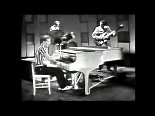 JERRY LEE LEWIS - WHOLE LOTTA SHAKIN GOIN ON (STEVE ALLEN SHOW)