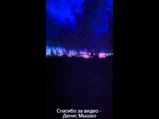 Ваши видео (#2) 'Ночной обстрел - Октябрьский, Донецк' (вчера)