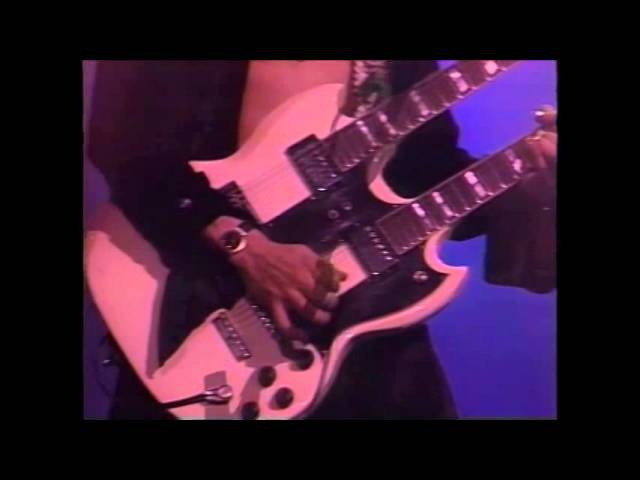 Cinderella live Don't Know What You Got (Til It's Gone) Nobody's Fool in concert 1980's MTV