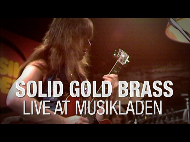 Sweet Solid Gold Brass Musikladen 11 11 1974 OFFICIAL
