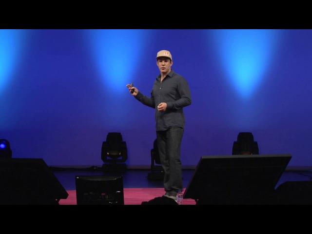 Breaking down risk Steve Fisher at TEDxAthens