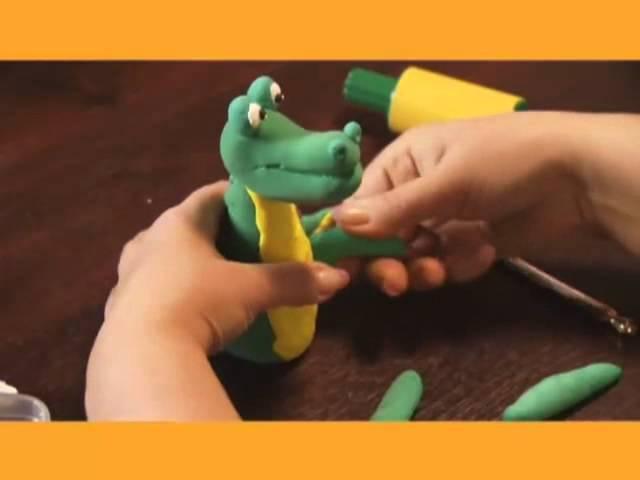 Видео уроки лепки - infpol ru 1