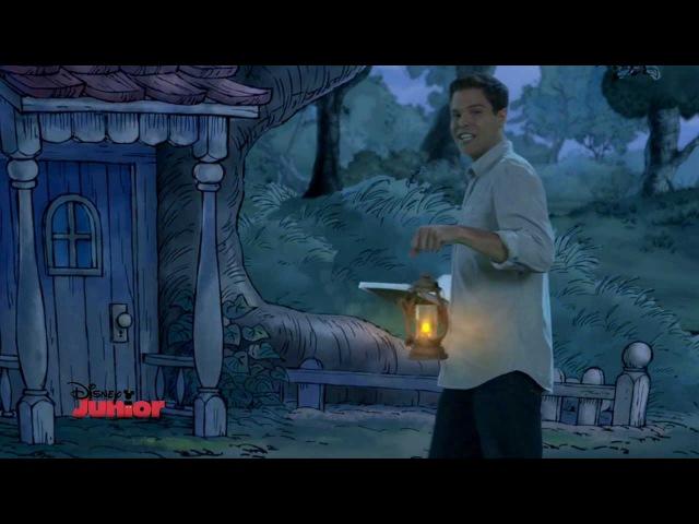 Disney Junior Winnie Puuh Gutenachtlied Kuschelig wie ein Bär