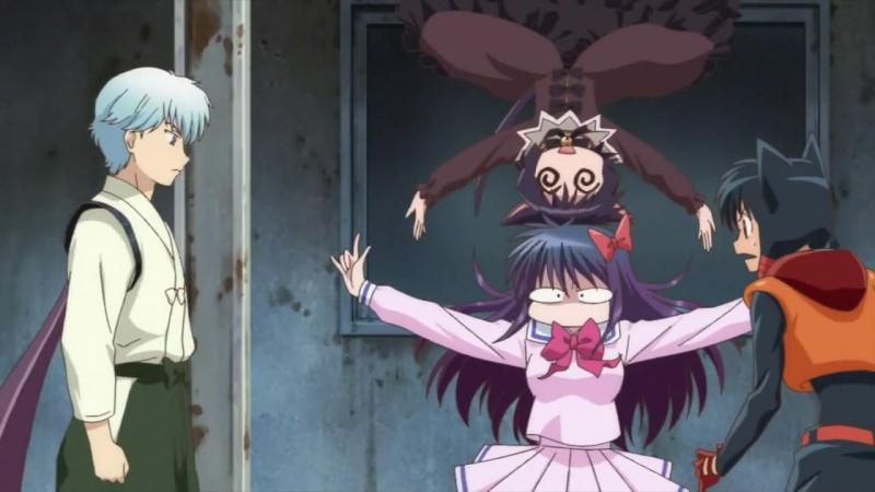 Риннэ Меж двух миров второй сезон Opening 2 Kyoukai no Rinne 2nd Season Op 2