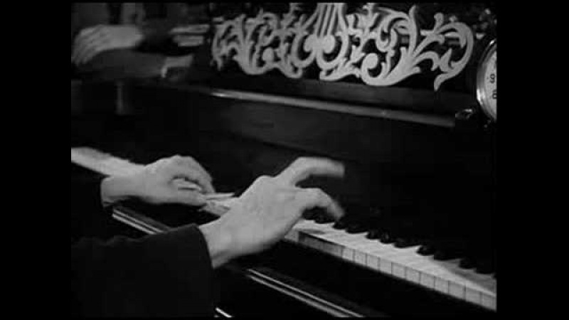 Go West 1940 Chico Marx at the piano