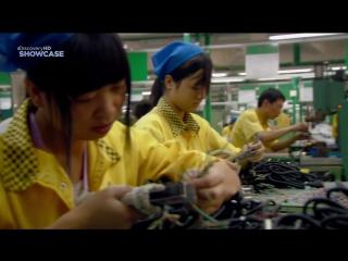 Вся жизнь  завод! Завод в Китае Как Город! Factory city