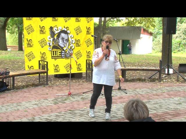 Лариса Сиволап про Шевченка та археологію. Ше.Fest. Просвітницька галявина.