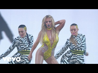 Britney Spears - Make Me... / Me, Myself & I (Live from the 2016 MTV VMAs) ft. G-Eazy