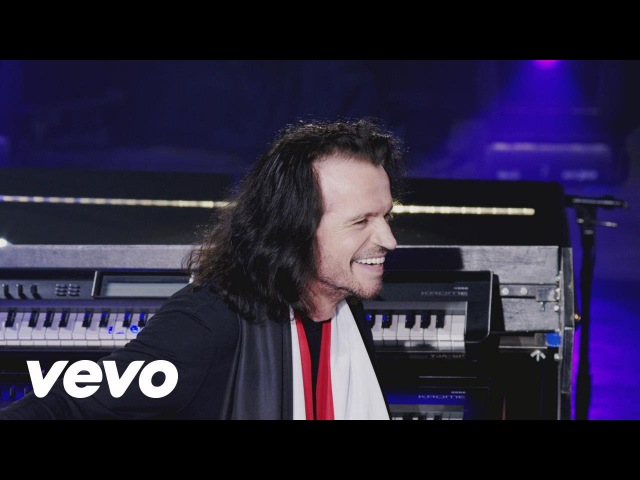Yanni - Santorini (Official Live Video From the Pyramids in 1080p)