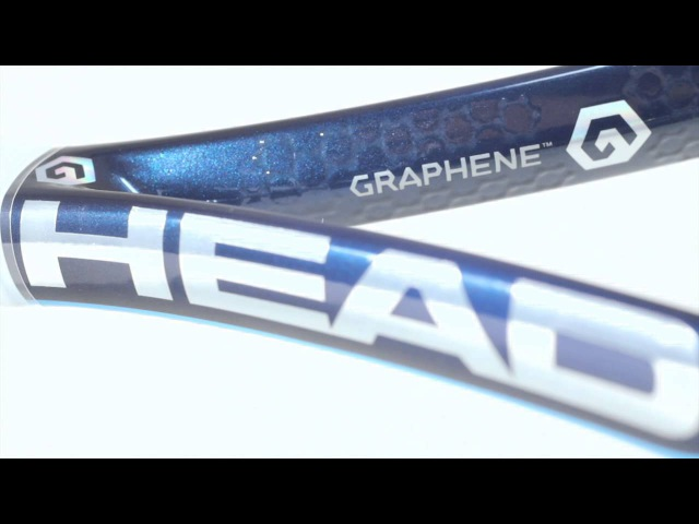 HEAD Graphene - SHIFTING THE BALANCE OF POWER