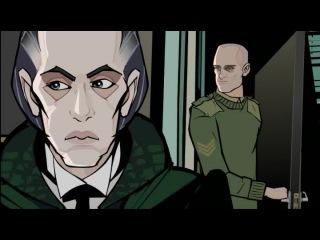 Доктор Кто Крик Шалки мини сериал 4 эпизод